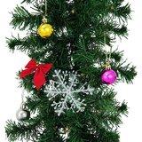 Kerstslinger, guirlande 80 led 's en decoratie voor binnen & buiten, 5 meter_