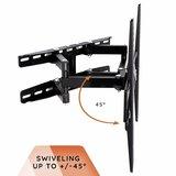 TV beugel, 26-60 inch, uittrekbaar, kantelbaar, muurbeugel _