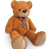 Teddybeer 100 cm, Valentijnsdag, knuffelbeer, Teddy XL, knuffel, beer bruin..._
