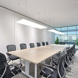 Lichtpaneel, LED paneel, 120 x 30 cm, paneellamp, plafondlamp, wandpaneelverlichting_