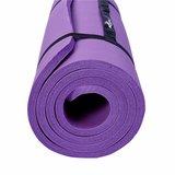Yoga mat lila, 190x100x1,5 cm dik, fitnessmat, pilates, aerobics_