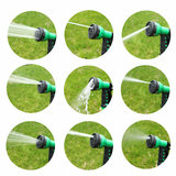Tuinslanghaspel, 20m slang, waterslanghaspel, automatisch intrekbaar, wandslangbox, tuinslangopbergsysteem_