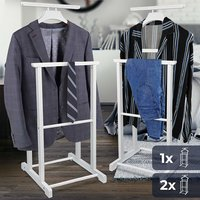 Kledingstandaard, set van 2, dressboys