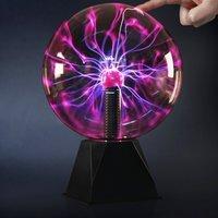 Plasma lamp, plasma bol