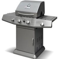 BBQ, barbecue, gasgrill, buitenkeuken, BBQG12