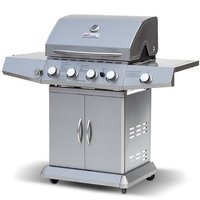 BBQ, barbecue, gasgrill, buitenkeuken, BBQG14