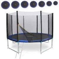 Tuin trampoline in 7 maten