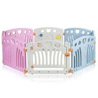 Grondbox, kruipbox, speelbox, playpen, baby, peuter en kind afscherming - Daisy