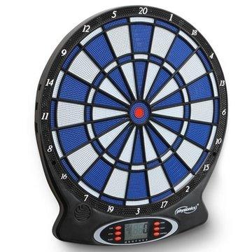 Elektronisch dartbord inclusief toebehoren, blauw