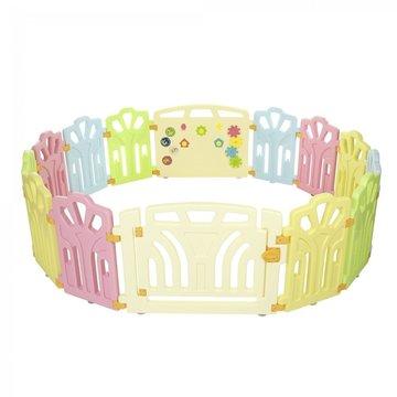Grondbox, kruipbox, krabbelpark, speelbox, veiligheidshek, playpen, baby, peuter en kind afscherming