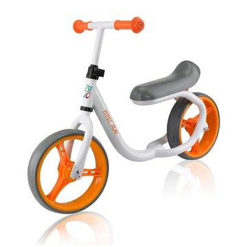 Loopfiets, oranje, 12 inch, balans fiets, peuter fiets