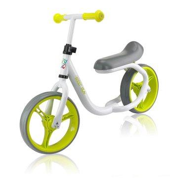 Loopfiets, groen, 12 inch, balans fiets, peuter fiets