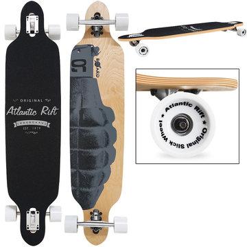 Longboard, skateboard Original Atlantic Rift Grenade 107 cm