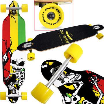 Longboard, skateboard Original Atlantic Rift Skeleton 107 cm