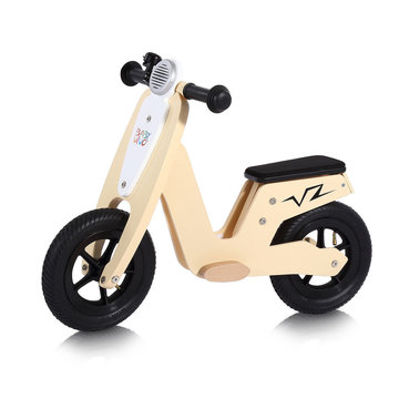 Houten loopfiets 10 inch Scooter