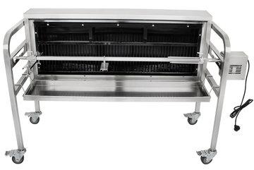 BBQ Grill met motor spit lamsgrill, speenvarken, met kap max 70kg - Nieuw model!