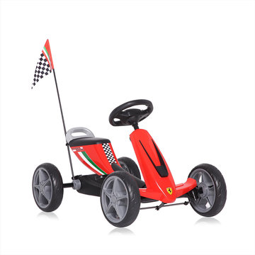 Skelter met officiële Ferrari licentie