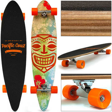 Longboard Oranje