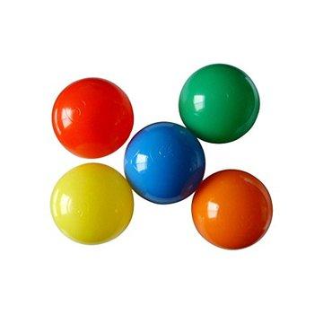 1000 Ballenbakballen, Ballenbak, gekleurde ballen