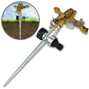 Gazonsproeier, Impulssproeier, grassproeier, tuinsproeier