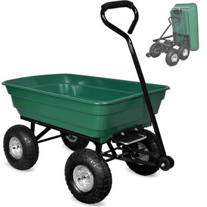 Bolderwagen met kiepfunctie, Bolderkar, tuinkar