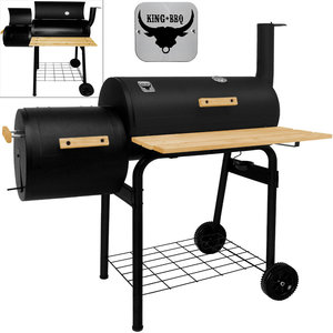 BBQ ,grote smoker, grill kar, smoker