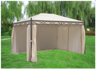 paviljoen partytent 3 x 4 rivoli somultishop. Black Bedroom Furniture Sets. Home Design Ideas