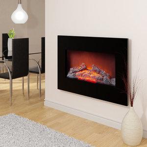 elektrische wand openhaard wandkachel elektrische kachel somultishop. Black Bedroom Furniture Sets. Home Design Ideas