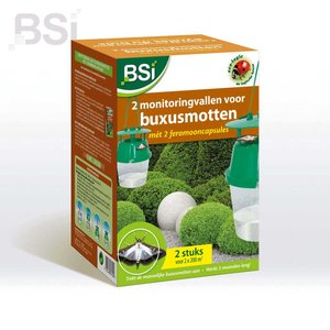 2 x Monitoringsval voor Buxusmot, Feromoonval