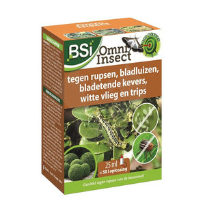 Tegen Buxusrupsen, Concentraat (Insecticide)