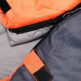 Slaapzak Oranje - 13 tot +6 graden_