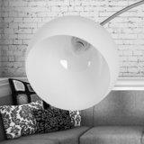 'Tweede kans artikel' Retro design Booglamp, staande lamp, vloerlamp-RA0415_