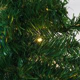Kerstguirlande, 200x LED, slinger, 10m, kerstslinger, in/outdoor_