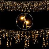 Lichtketting, 200 LED, warmwit, 5 meter, kerstverlichting_