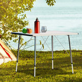 Campingtafel, in hoogte verstelbaar, opvouwbaar_