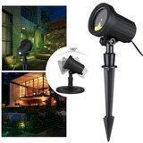 LED laser, projector, laserlichtprojector, met afstandsbediening, groen licht, voor binnen en buiten_