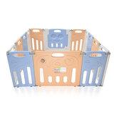 Grondbox, kruipbox, speelbox, playpen, baby, peuter en kind afscherming - Luna_