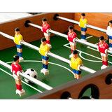 Kinder voetbaltafel, speeltafel, tafelvoetbal, voetbalspel _