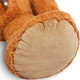 Teddybeer 56 cm, Valentijnsdag, knuffelbeer, Teddy L, knuffel, beer bruin _