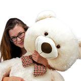 Teddybeer, Valentijnsdag, knuffelbeer, Teddy XL, 100cm, knuffel, beer beige 100 CM !!!!!_