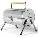 Compacte en draagbare BBQ, grill, barbecue _