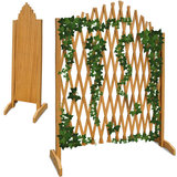 Klimop schutting, plantenrooster, pergola, tuinafscheiding 180 x 107 cm_