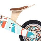 Houten loopfiets 12 inch Indian_