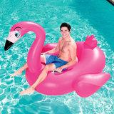 XXL Opblaasbare flamingo_