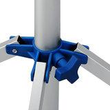 Aluminium Droogmolen met voet, waslijn, wasdroger, energiezuinig_