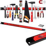 Gereedschaphouder, magnetisch, magneetstrip, opbergsysteem voor gereedschap, ophang strip_