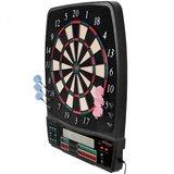 Elektronisch dartbord met 12 pijltjes_