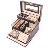 Sieradendoos, uitklapbaar, juwelenbox, juwelendoos, sieradenbox_