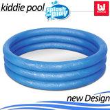 Zwembad, blauw, kinderbadje, babybadje_