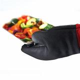 Professionele BBQ handschoen, hittebestendig, Grill Pro, ovenhandschoen, neopreen_